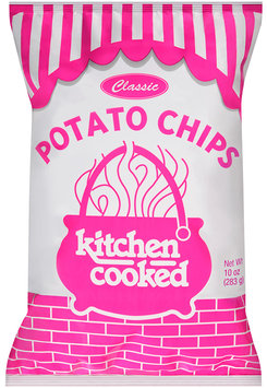 Kitchen Cooked Classic Potato Chips 10 oz. Bag