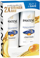 Pantene Pro-V Repair and Protect Shampoo and Conditioner Dual Pack, 2pc