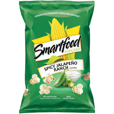 Smartfood® Spicy Jalapeno Ranch Popcorn