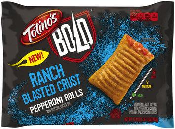 Totino's® Bold Ranch Blasted Crust Pepperoni Rolls 17.4 oz. Bag