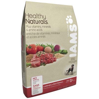 Iams® Healthy Naturals Lamb Meal & Rice Natural Adult Dog Food 13.3 lb. Bag