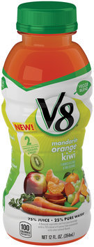 V8® Mandarin Orange Kiwi Vegetable & Fruit Beverage
