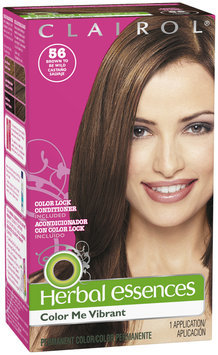 Herbal Essences Color Me Vibrant Hair Color 056 Brown to be Wild 1 Kit Box