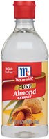 McCormick Pure Almond Extract 16 Oz Plastic Bottle