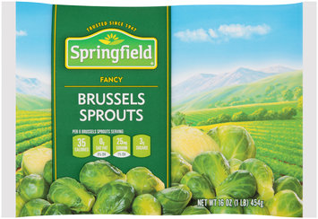 Springfield® Fancy Brussels Sprouts 16 oz. Bag