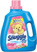 Ultra Snuggle® Fresh Spring Flowers™ Liquid Fabric Softener 120 fl. oz. Jug