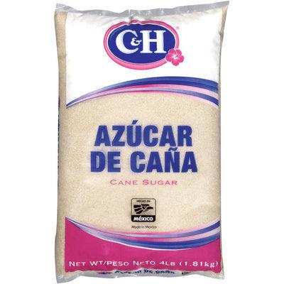 C&H Cane Sugar 4 Lb Bag