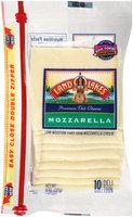 Land O'Lakes® Premium Deli Mozzarella Cheese 8 oz. Pack