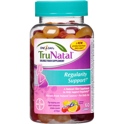 One A Day® TruNatal™ Regularity Support Soluble Fiber Supplement