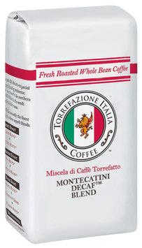 Torrefazione Italia  Montecatini Decaf Blend Whole Bean Coffee 12 Oz Bag