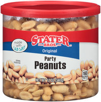 State Bros.® Original Party Peanuts 12 oz. Canister