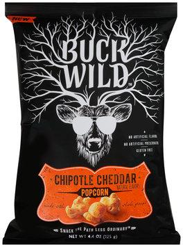 Buck Wild™ Chipotle Cheddar Popcorn 4.4 oz. Bag