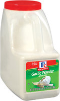 McCormick Powder Garlic 84 Oz Plastic Jug