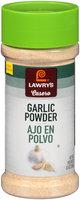 Lawry's® Casero Garlic Powder 8.5 oz. Shaker