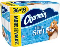 Ultra Charmin Ultra Soft Toilet Paper 36 Giant Rolls