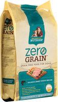 Rachael Ray Nutrish® Zero Grain™ Salmon & Sweet Potato Recipe Dog Food 4 lb. Bag