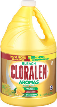 Cloralen® Aromas Lemon Fresh Bleach 121 fl. oz. Jug