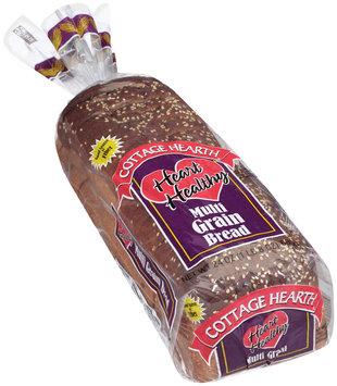 Cottage Hearth® Heart Healthy Multi Grain Bread 24 oz. Bag