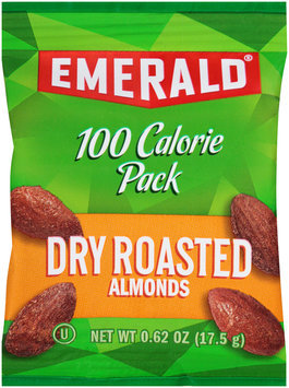 Emerald® 100 Calorie Pack Dry Roasted Almonds
