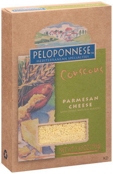 Peloponnese™ Mediterranean Specialities Couscous Parmesan Cheese 5.45 oz. Box