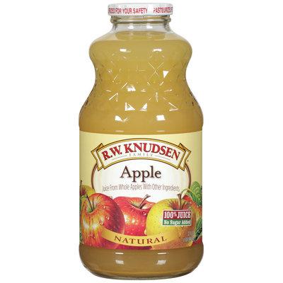R.W. Knudsen Apple Juice 32 oz