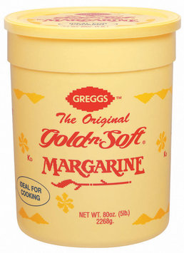 Greggs Gold-N-Soft The Original Margarine 5 Lb Tub