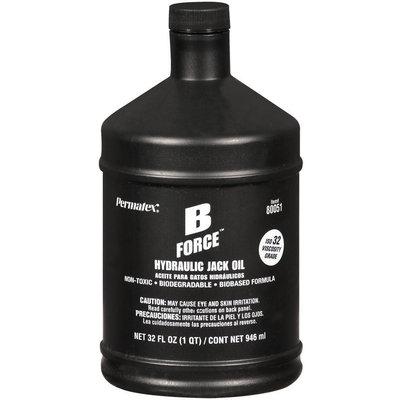 Permatex B Force Hydraulic Jack Oil 32 Fl Oz Jug