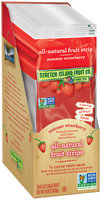 Stretch Island® Fruit Co. Summer Strawberry All-Natural Fruit Strips 30-0.5 oz. Strips