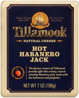 Tillamook® Hot Habanero Jack Natural Cheese 7 oz. Pack