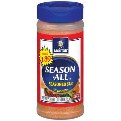 Morton Season All Contains No Msg Season-All 16 Oz Shaker