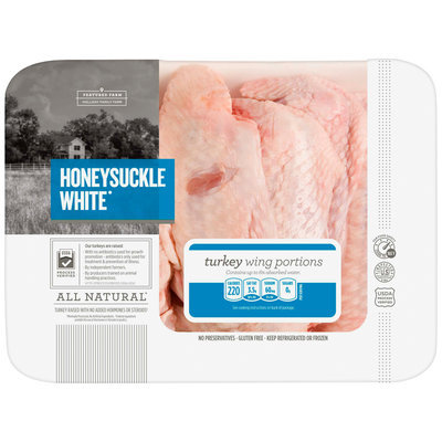 Honeysuckle White® Turkey Wing Portions