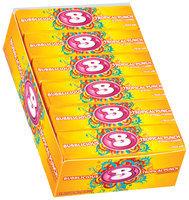 Bubblicious 5 Piece Packs Tropical Punch Bubble Gum 18 Pk Box