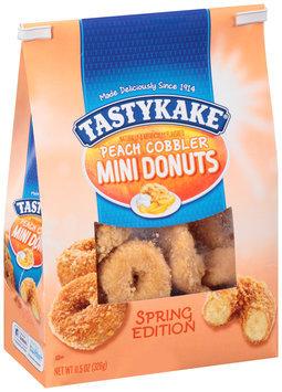 Tastykake® Spring Edition Peach Cobbler Mini Donuts