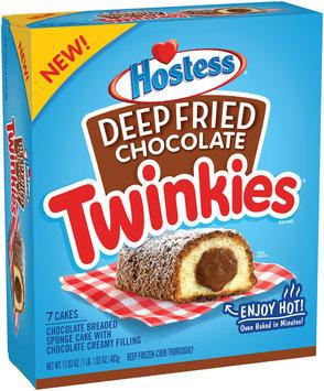 Hostess® Deep Fried Chocolate Twinkies® 17.03 oz. Box