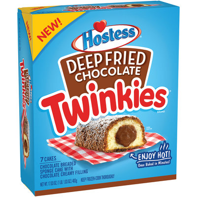 Hostess® Deep Fried Chocolate Twinkies® 17.03 oz. Box