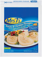 Mrs. T's Potato & Cheddar Low Fat Pierogies
