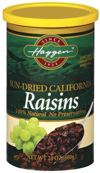 Haggen 100% Natural Sun-Dried California Raisins