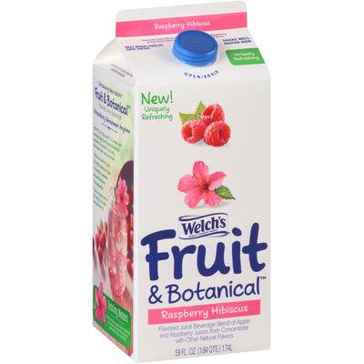 Welch's® Fruit & Botanical™ Raspberry Hibiscus Flavored Fruit Juice Beverage