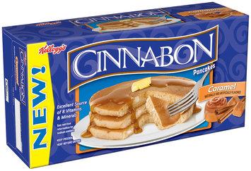 Kellogg's® Cinnabon® Caramel Pancakes 12 ct  Box