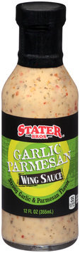 Stater Bros.® Garlic Parmesan Wing Sauce 12 fl. oz. Bottle