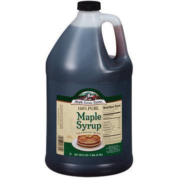 Maple Grove Farms® 100% Pure Maple Syrup 128 fl. oz. Jug