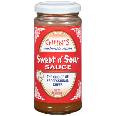 Chun's™ Sweet n' Sour Sauce 8.9 oz. Jar