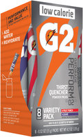 G2 G Series Perform Variety Pack Sports Drink