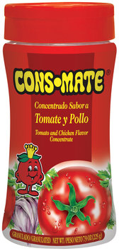 Consomate® Granulated Tomato and Chicken Flavor Concentrate 7.9 oz. Jar