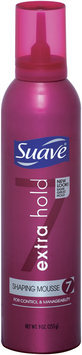 Suave  Extra Hold 7 Shaping Mousse 9 Oz Aerosol Can