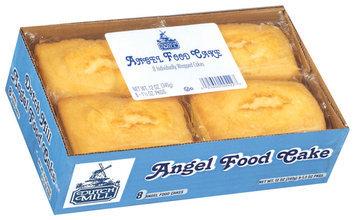 Dutch Mill Angel Food 1.5 Oz Cakes 8 Ct Tray