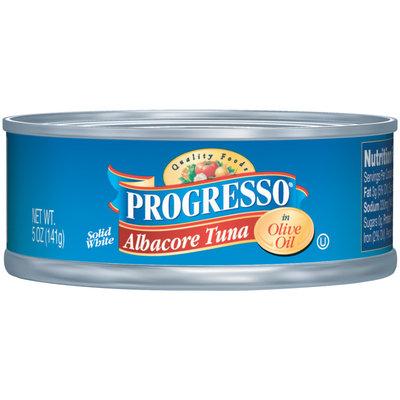 Progresso® Solid White Albacore Tuna in Olive Oil 5 oz. Can