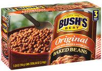 Bush's Best® Original Baked Beans 3-28 oz. Cans