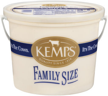 Kemps® Vanilla Ice Cream 1.03 Gal Tub