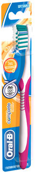 Advantage Oral-B Advantage Plus Toothbrush, 1 ct SOFT
